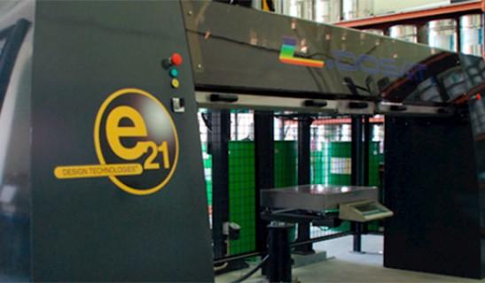 Maquina dosificadora de tinta LDOSAT