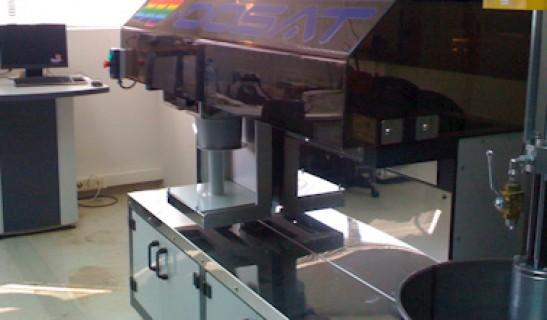 Maquina dosificadora de tinta SDOSAT
